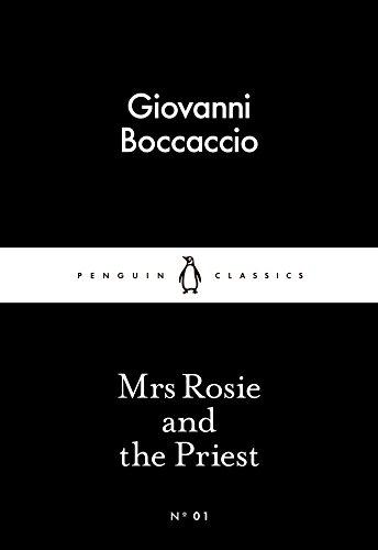Mrs Rosie and the Priest (Paperback): Giovanni Boccaccio
