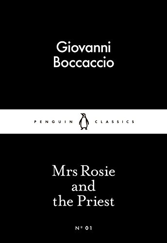 9780141397825: Mrs Rosie and the Priest (Little Black Classics)