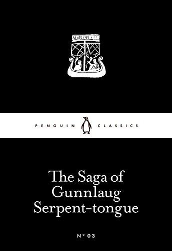 9780141397863: The Saga of Gunnlaug Serpent-tongue (Little Black Classics)