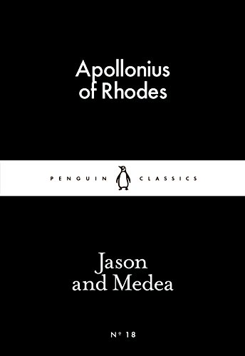 9780141397948: Jason and Medea (Little Black Classics)