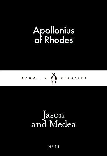 Jason and Medea (Paperback): Apollonius of Rhodes