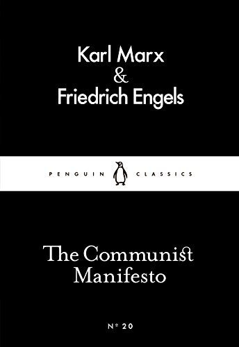 9780141397986: The Communist Manifesto (Penguin Little Black Classics)