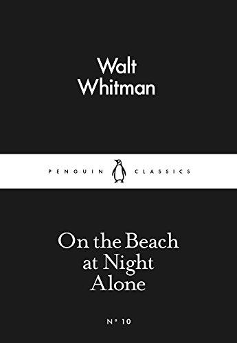 9780141398228: Alone On The Beach At Night (Little Black Classics)