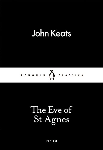 an essay on john keats the eve of st agnes Lamia, isabella, the eve of st agnes and other poems this volume by john keats (1795-1821) was published in july 1820 it included: the three narrative poems listed in the title as well as the odes 'to a nightingale'.