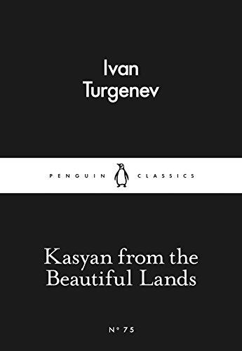 Kasyan from the Beautiful Lands (Paperback): Ivan Turgenev