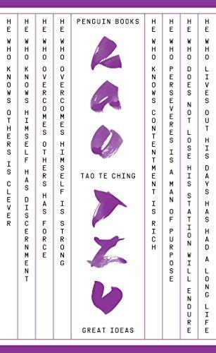 9780141399300: Tao Te Ching (Penguin Books: Great Ideas)