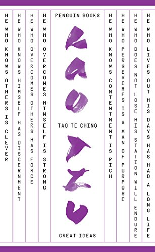9780141399300: Tao Te Ching (Penguin Great Ideas)