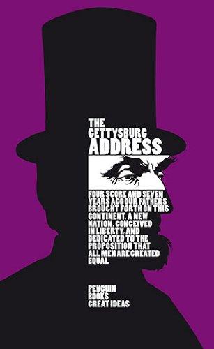 9780141399317: The Gettysburg Address (Penguin Great Ideas)