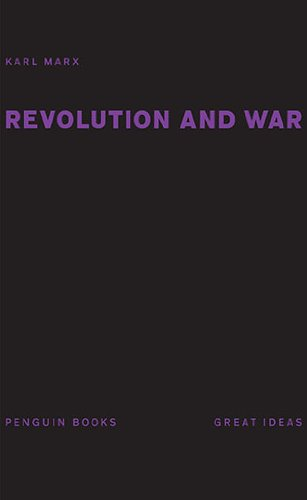 9780141399324: Revolution and War (Penguin Books Great Ideas)