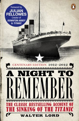 9780141399690: A Night to Remember: The Classic Bestselling Account of the Sinking of the Titanic