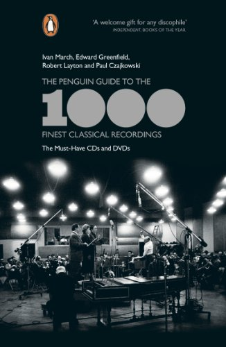 9780141399751: Penguin Guide To the 1000 Finest Classical Recordings