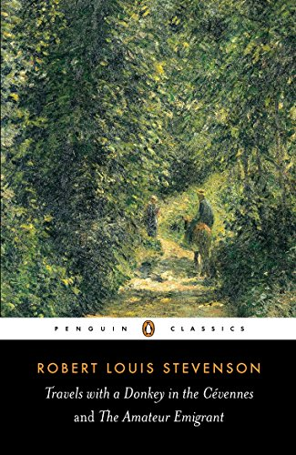 9780141439464: Travels with a Donkey in the Cevennes / The Amateur Emigrant