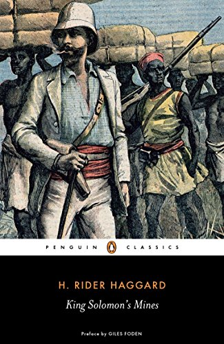 9780141439525: King Solomon's Mines (Penguin Classics)