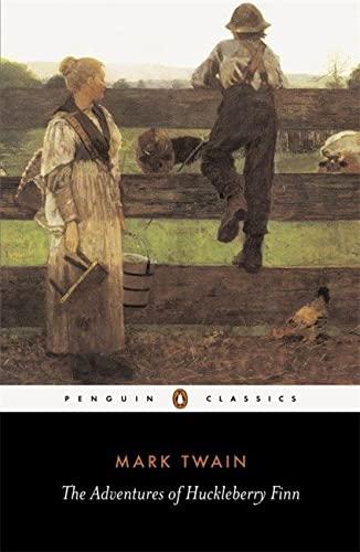 The Adventures of Huckleberry Finn (Paperback): Mark Twain