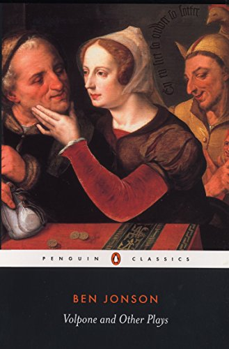 9780141441184: Volpone and Other Plays (Penguin Classics)