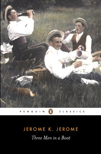 9780141441214: Three Men in a Boat: To Say Nothing of the Dog (Penguin Classics)