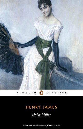 Daisy Miller, English edition : A Study - Henry James