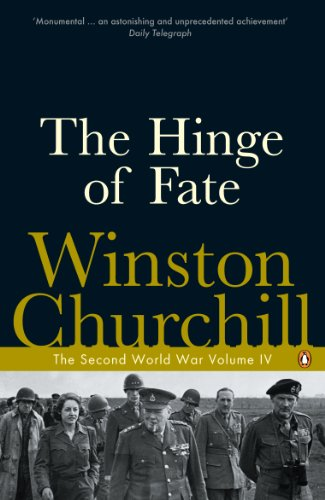 9780141441757: The Hinge of Fate: The Second World War, Volume 4 (v. 4)