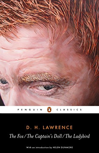 9780141441832: The Fox, The Captain's Doll, The Ladybird: WITH The Captain's Doll (Penguin Classics)