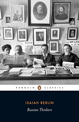 9780141442204: Russian Thinkers (Penguin Classics)