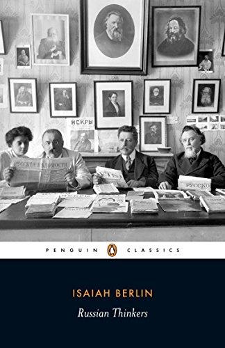 Russian Thinkers (Penguin Classics): Isaiah Berlin