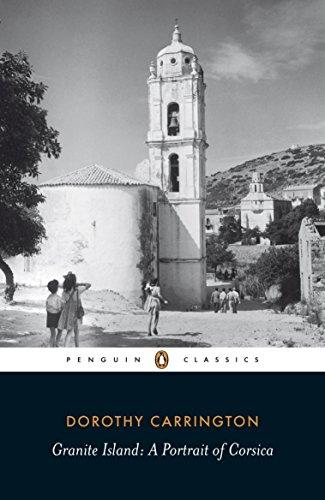 9780141442273: Granite Island: Portrait of Corsica