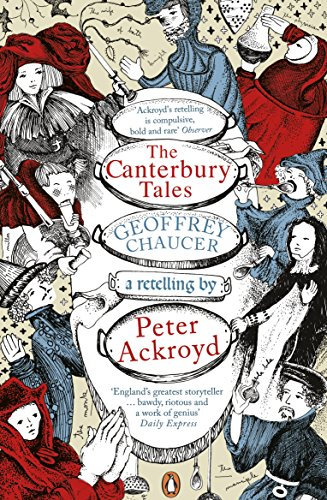9780141442297: The Canterbury Tales: A retelling by Peter Ackroyd