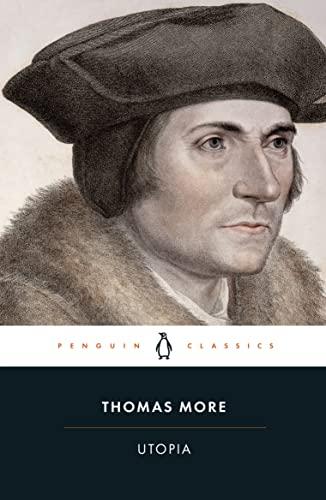 9780141442327: Utopia (Penguin Classics)