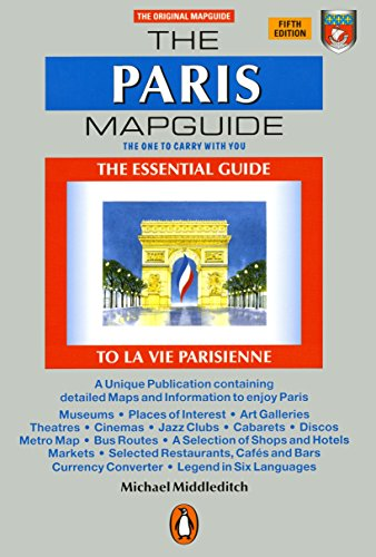9780141469041: The Paris Mapguide