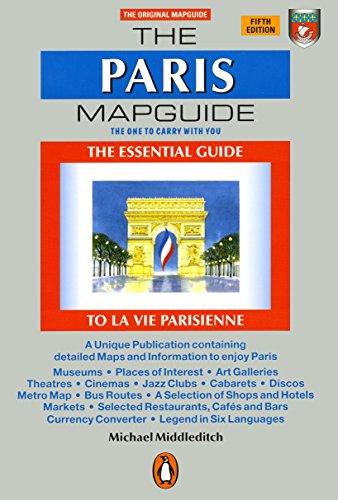 9780141469041: The Paris Mapguide