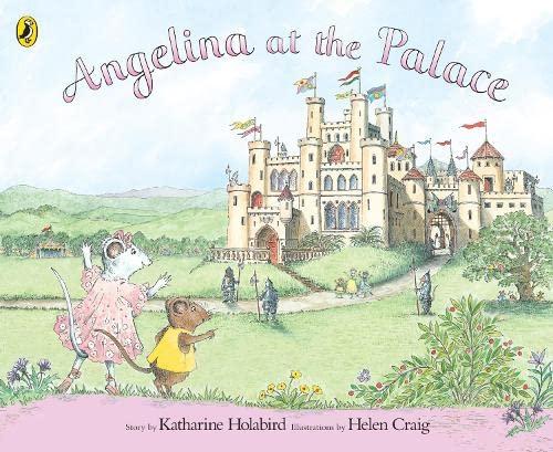 9780141500065: Angelina at the Palace (Angelina Ballerina)