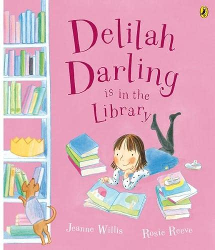 9780141500348: Delilah Darling is in the Library