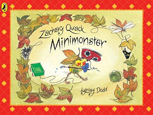 9780141500393: Zachary Quack Minimonster (Hairy Maclary and Friends)
