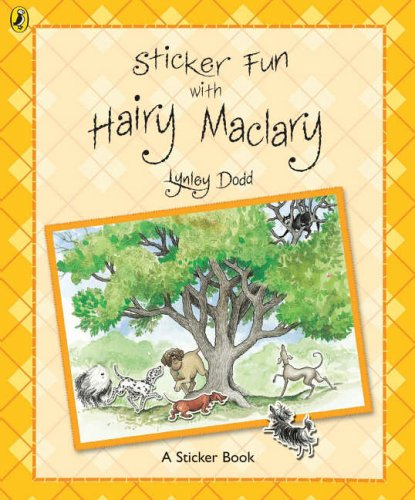 9780141500409: Sticker Fun with Hairy Maclary (Hairy Maclary and Friends)