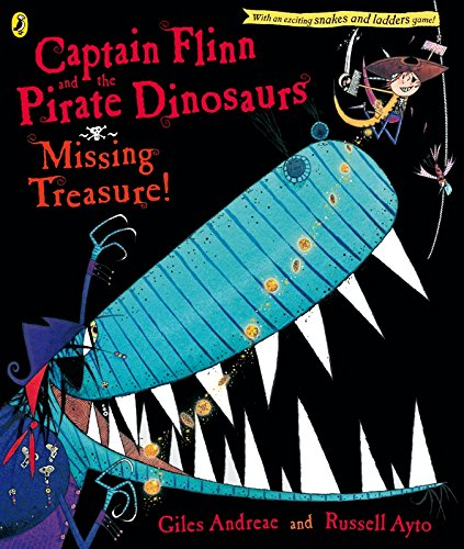 9780141500492: Captain Flinn and the Pirate Dinosaurs the Missing Treasure