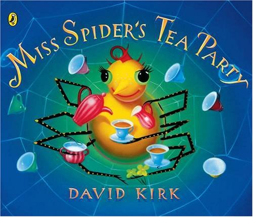 9780141500546: Miss Spider's Tea Party
