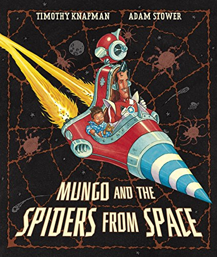 9780141500560: Mungo and the Spiders from Space