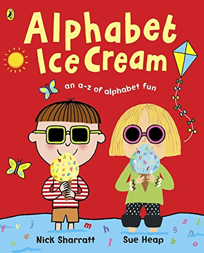 9780141500621: Alphabet Ice Cream: A fantastic fun-filled ABC-