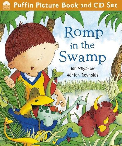 9780141500737: Romp in the Swamp (Harry and the Dinosaurs)