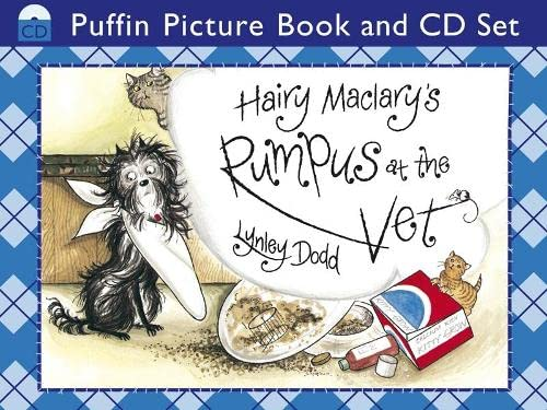 9780141500775: Hairy Maclary's Rumpus at the Vet (Hairy Maclary and Friends)
