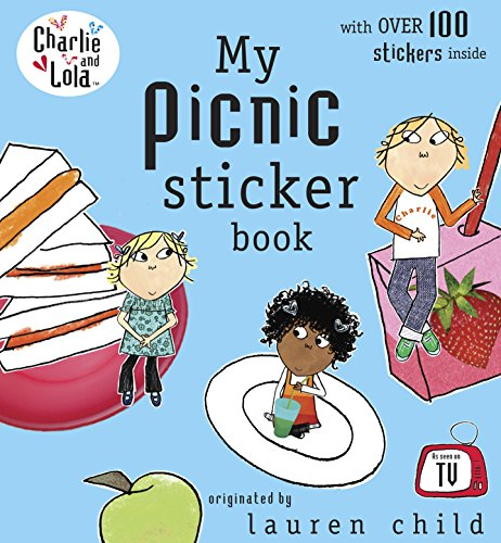9780141500874: Charlie and Lola: My Picnic Sticker Book