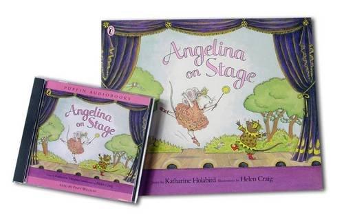 9780141501024: Angelina on Stage (Angelina Ballerina)