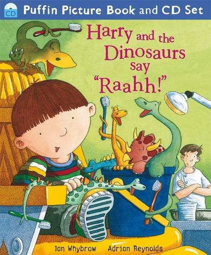 9780141501031: Harry and the Dinosaurs Say
