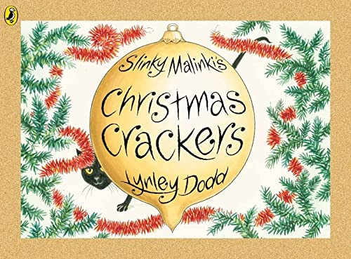 9780141501093: Slinky Malinki's Christmas Crackers (Hairy Maclary and Friends)