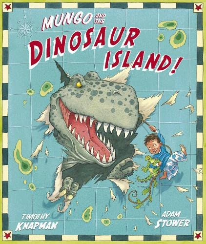 9780141501109: Mungo and the Dinosaur Island