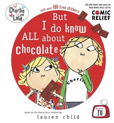 9780141501291: Charlie and Lola Comic Relief Book (Charlie & Lola)