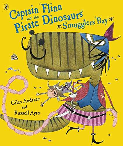 9780141501321: Captain Flinn and the Pirate Dinosaurs - Smugglers Bay!