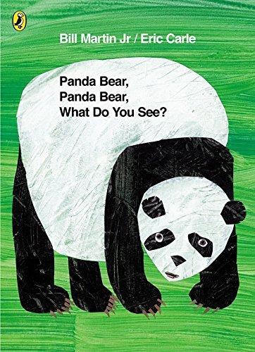 9780141501451: Panda Bear, Panda Bear, What Do You See?. by Bill Martin, JR.