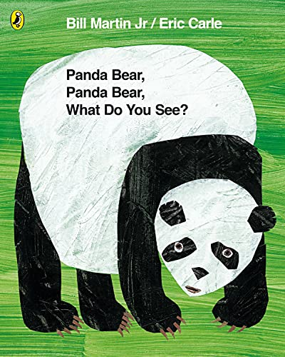 9780141501451: Panda Bear, Panda Bear, What Do You See?. by Bill Martin, JR.