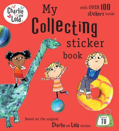 9780141501628: Charlie and Lola: My Collecting Sticker Book